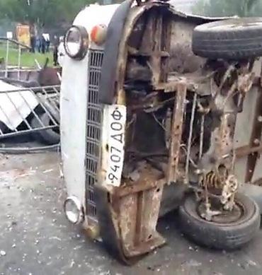 Противостояние в Мариуполе: 2 убитых, 8 раненых (ФОТО, 18+), фото-6