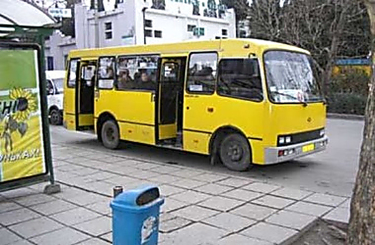 Из чернигова в ялту на автобусе