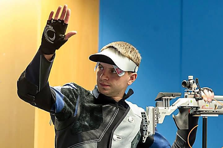 Украинцы пробились вфинал Олимпиады-2016 пострельбе изпневматической винтовки