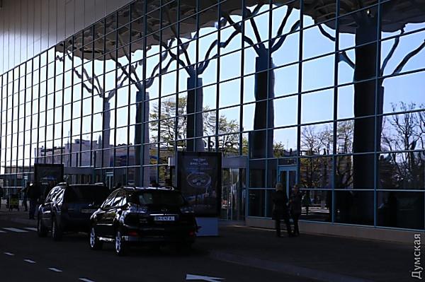1-ый рейс принял новый терминал интернационального аэропорта «Одесса»
