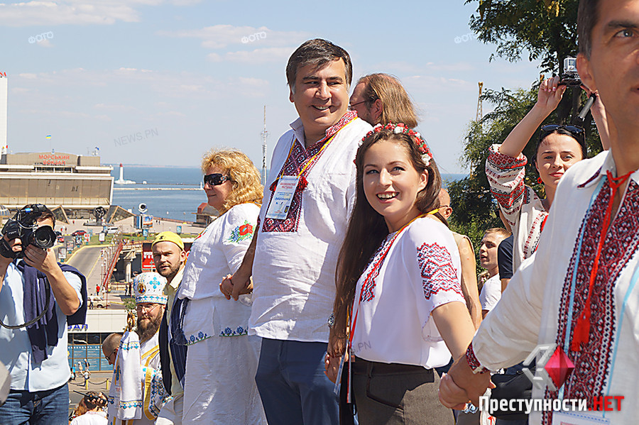 Конфликт Авакова и Саакашвили на заседании совета реформ - Цензор.НЕТ 4646