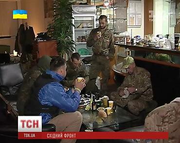 """Российские военные отправились в Донецк, чтобы """"утихомирить"""" террористов, - Минобороны - Цензор.НЕТ 8331"""