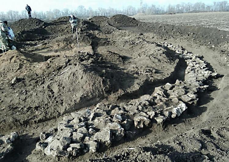 можем предложить дороги древние раскопки фото линии