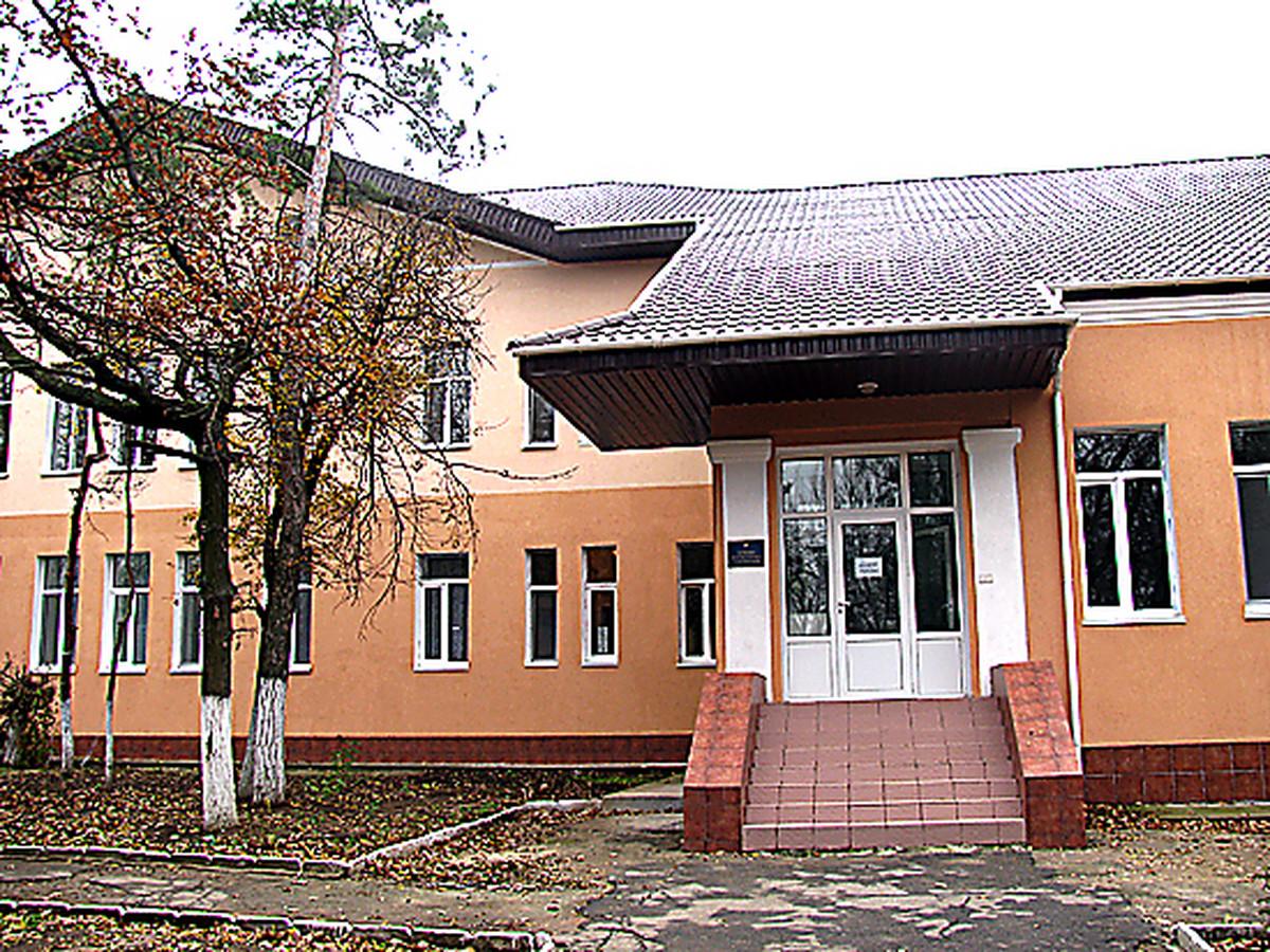 Детская поликлиника при городской больнице