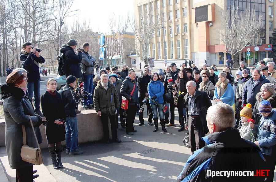 Благодаря протестующим герои Небесной Сотни оказались изгнаны— Владимир Вятрович