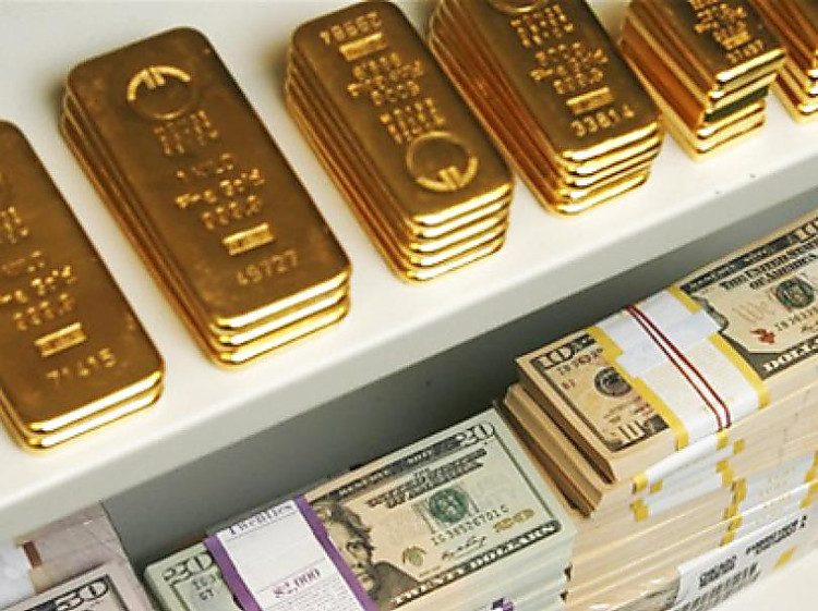 Нацбанк Украины нарастил покупки долларов в пять раз