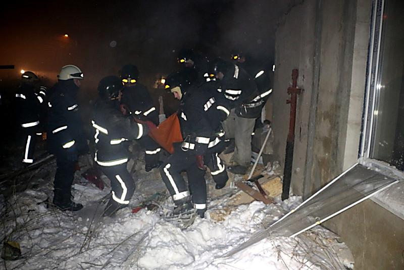 ВОдесской области взорвался дом стремя людьми внутри