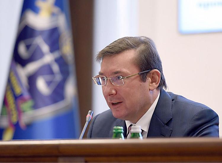 Луценко проверит нанаркотики всех прокуроров вУкраинском государстве