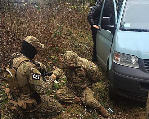 ГенконсульствоРФ направило МИД Украины ноту поповоду задержания граждан России