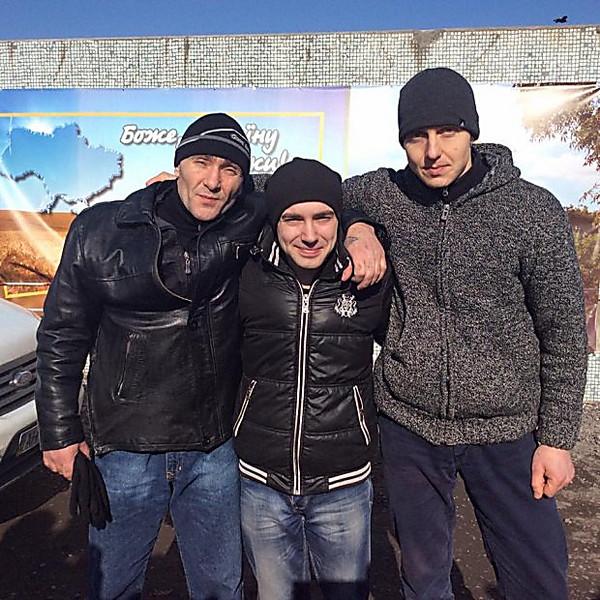 СБУ: Четвертого украинского пленного сегодня освободили наДонбассе