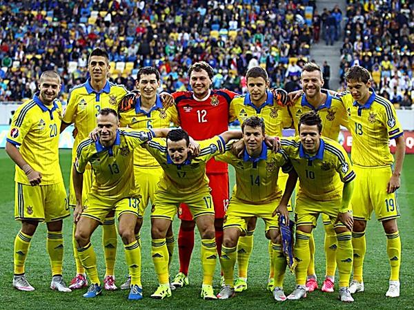 Ukraine Mannschaft