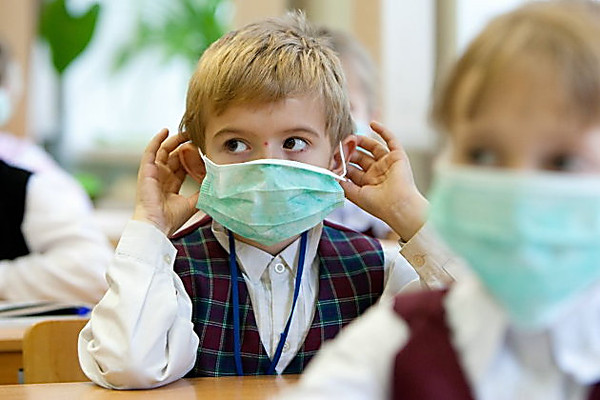 За первую неделю января ОРВИ в области заболели почти 2,5 тыс. человек