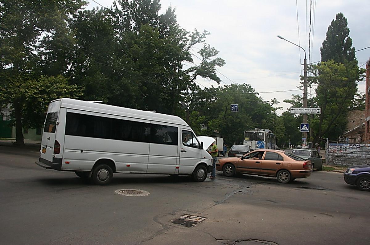 Taxi Nikolaev: contacts
