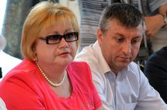 На должность заместителя главы администрации Корабельного Цуканова района мэр Николаева Юрий Гранатуров планирует назначить своего бывшего зама по гуманитарным вопросам Маргариту Сапожникову.