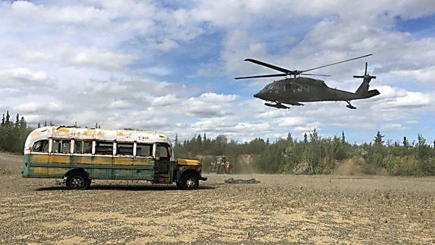 «В диких условиях»: автобус, по пути к которому погибла актриса, увезли на вертолете
