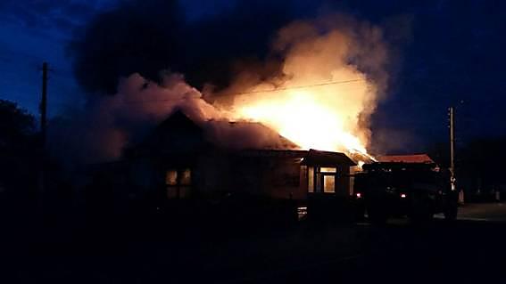 ВКиевской области бывший боец АТО взорвал магазин, пострадали два человека