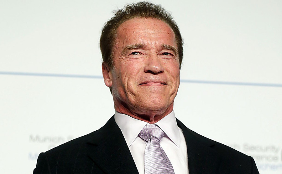 the life and early career of arnold schwarzenegger