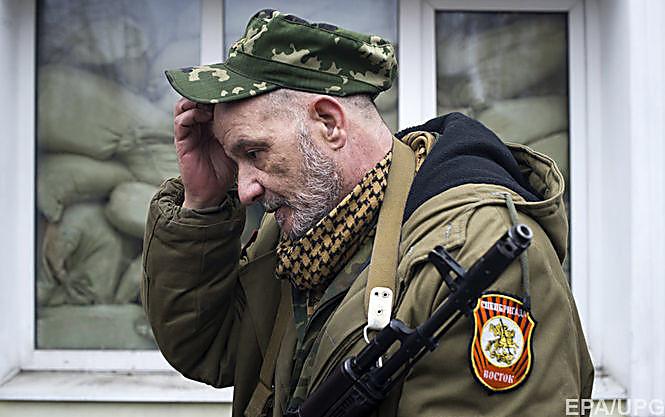 Чеченский боевик перешел насторону Украинского государства