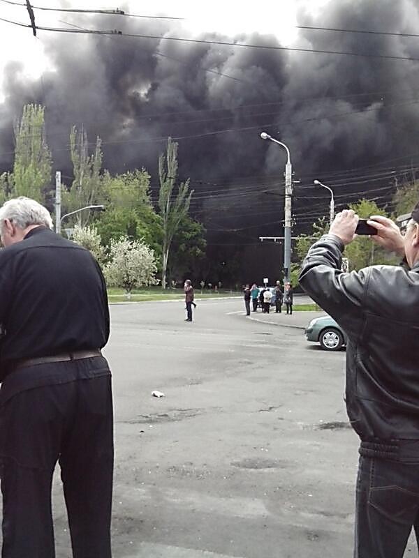 Противостояние в Мариуполе: 2 убитых, 8 раненых (ФОТО, 18+), фото-4