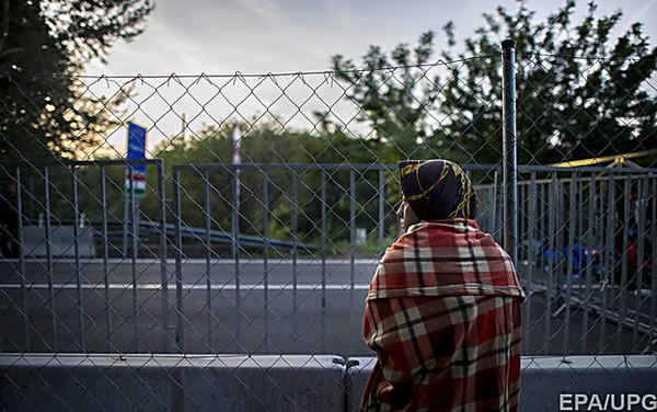 Литва хочет построить забор награнице сКалининградом