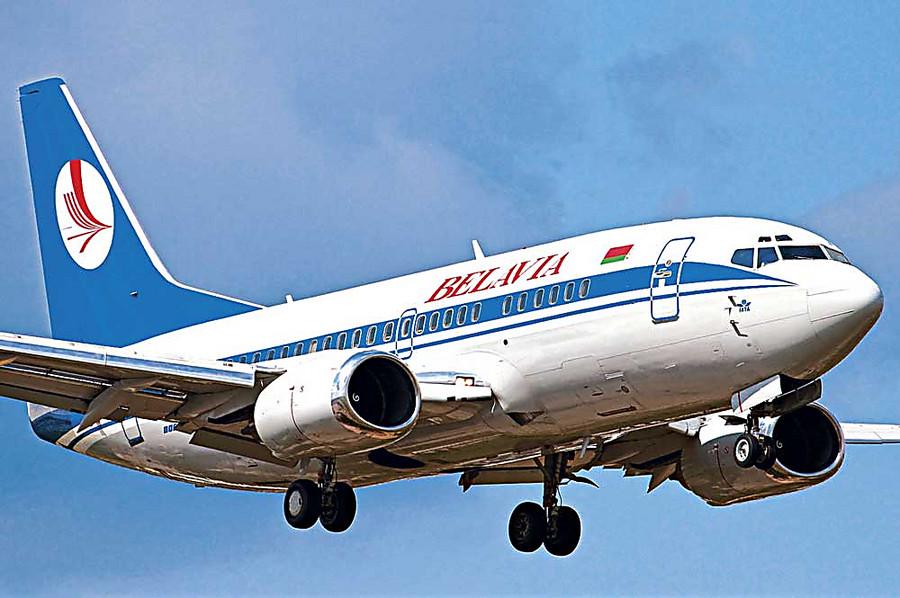 МИД Беларуссии: Украина угрожала сбить самолет «Белавиа»