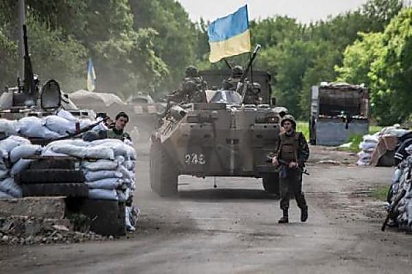 Лысенко: Взоне АТО задержаны двое офицеров ГРУРФ