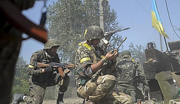 АТО: боевики избивали изминометов, вели провокационный огонь