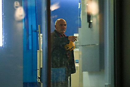 Вцентре Москвы мужчина со«взрывчаткой» захватил банк ивзял заложников