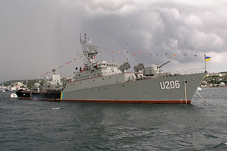 The commander of the Ukrainian corvette is ready to flood a