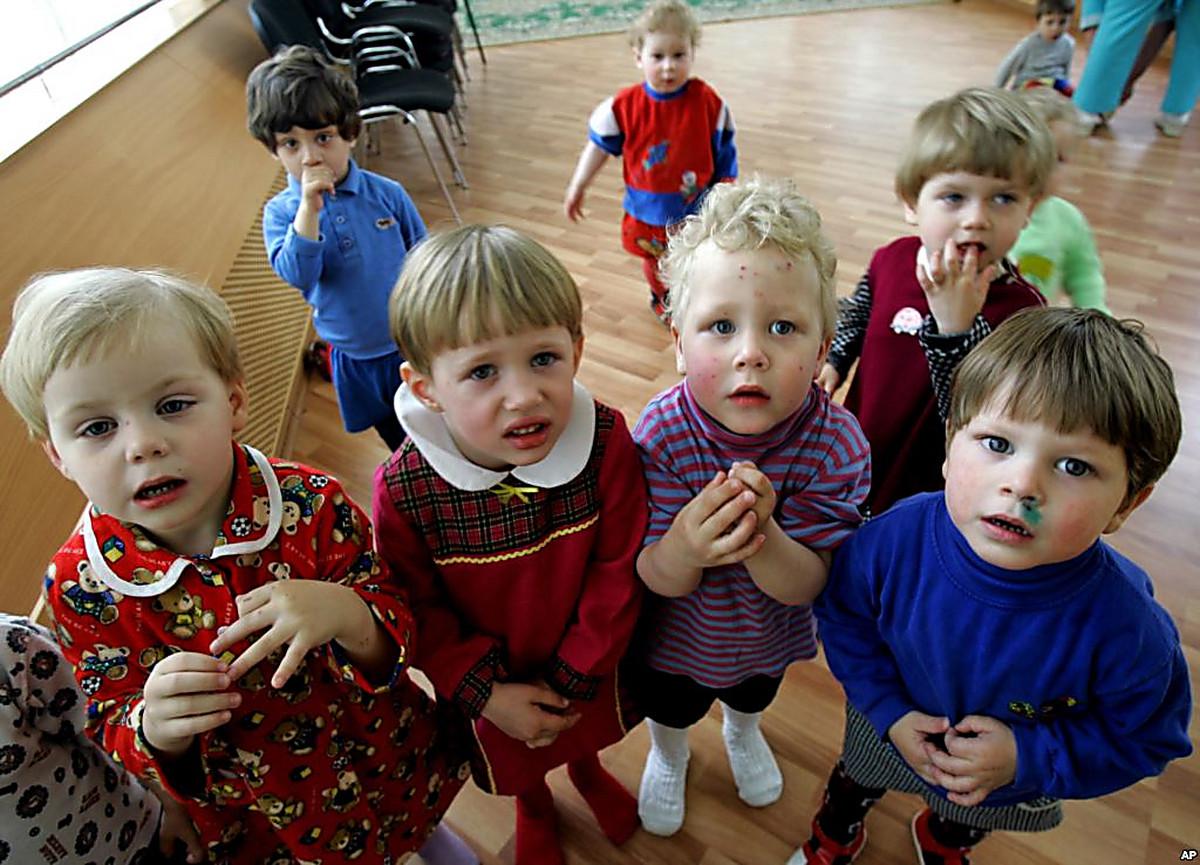 Фото детей из детские дома