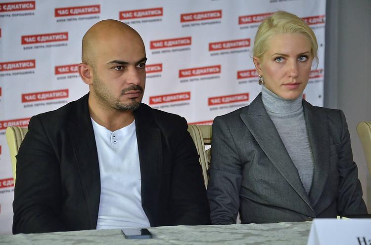 С.Залищук и М.Найемом исключили из интернациональных делегаций Украинского государства
