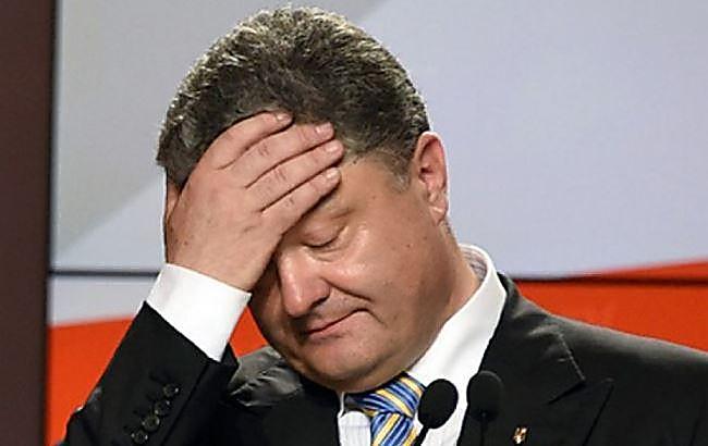 Порошенко заправил собственный самолет через офшор уГазпрома