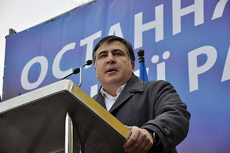 Саакашвили анонсировал огромное объединение ряда политсил