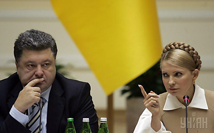 Петиция оназначении Юлии Тимошенко послом вГондурасе набрала нужные 25000 подписей