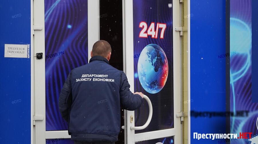 Милиция «накрыла» сеть интернет-казино вНиколаевской области