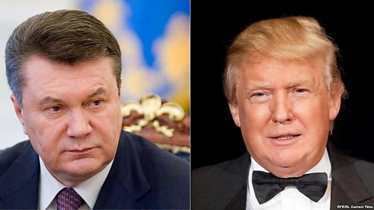 «Необходимо инициировать референдум остатусе Донбасса»: Янукович обратился кмировым руководителям