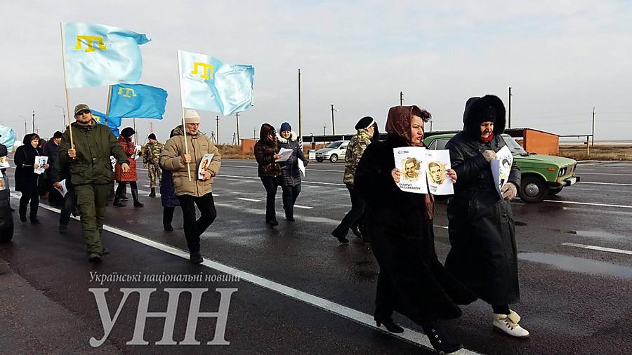 Активисты обещают показать, что Крым— территория бесправия