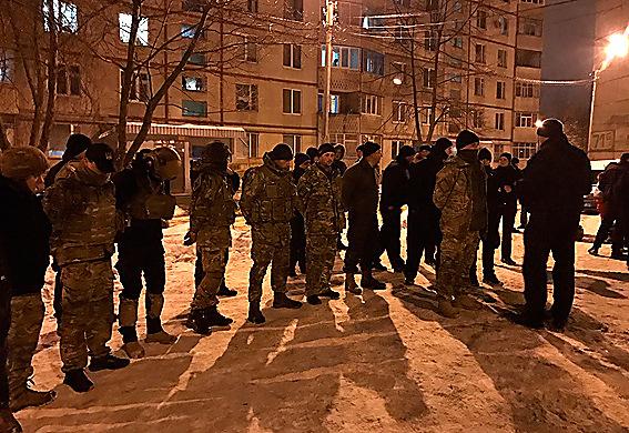 Всвязи сострельбой вХарькове арестованы 9 человек— милиция