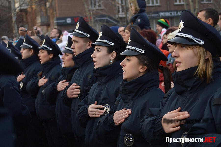 Аваков: Каждый десятый патрульный вНиколаеве— участник АТО