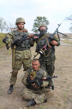 11 неизвестных бойцов, погибших в зоне АТО, похоронили в Днепропетровске - Цензор.НЕТ 6347
