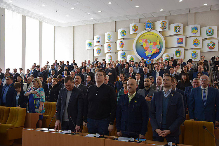 Народные избранники Николаевского облсовета дали оценку демаршу работников Николаевской ОГА