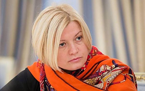 Геращенко: Боевики сорвали скайп-конференцию поосвобождению заложников