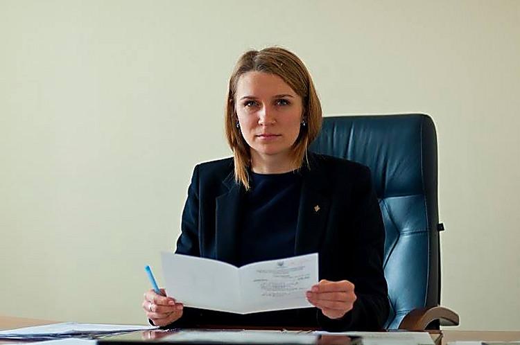 Уроженка Ровно Соломия Бобровская стала временным управляющим Одесской области