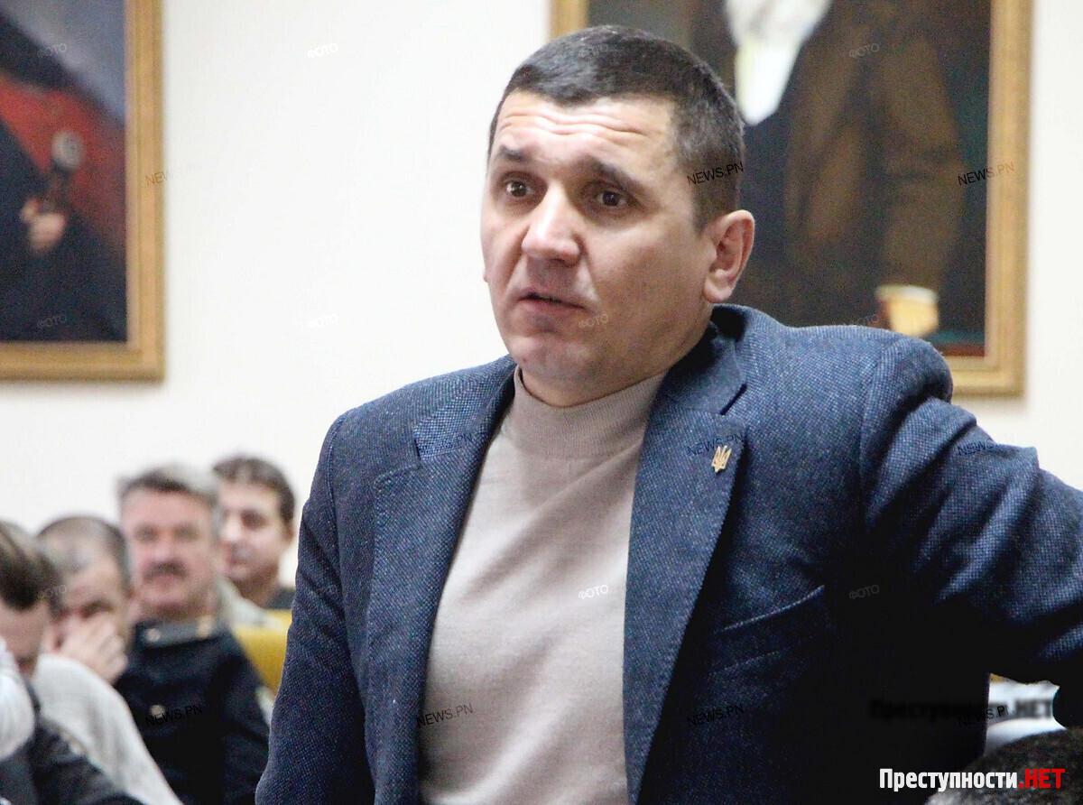 Сергей Самоуков