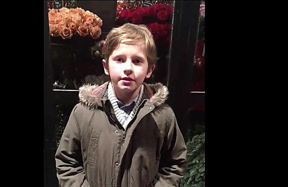 Сын репортера Сущенко записал видеообращение