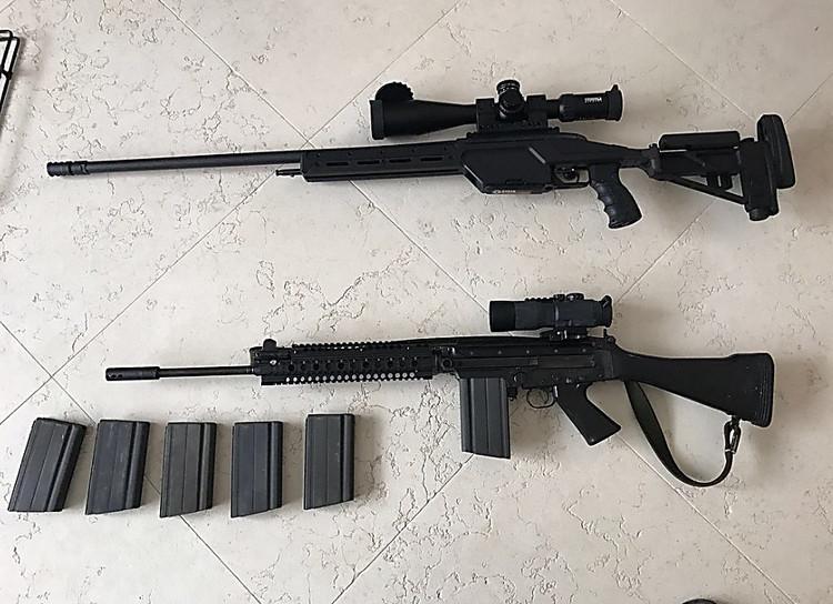 СБУ перекрыла мощнейший канал контрабанды огнестрельного оружия