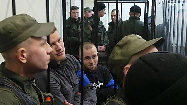«Дело 31августа»: суд продлил арест подозреваемым вподрыве гранаты под Радой