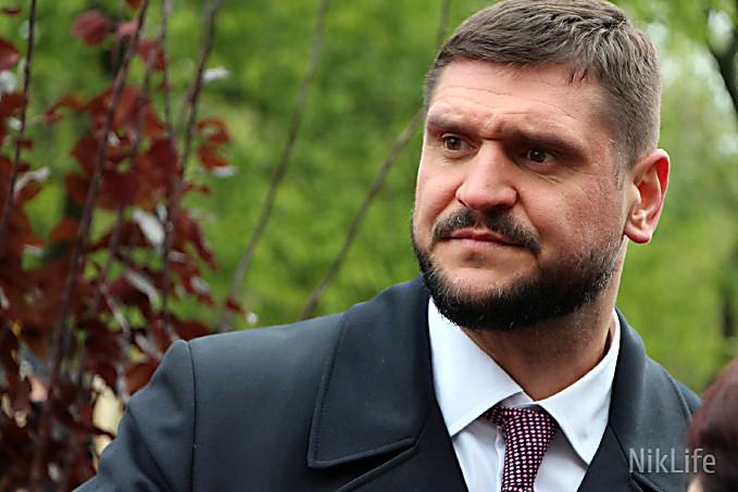ВНиколаеве участников форума партии Медведчука заблокировали встоловой ОГА