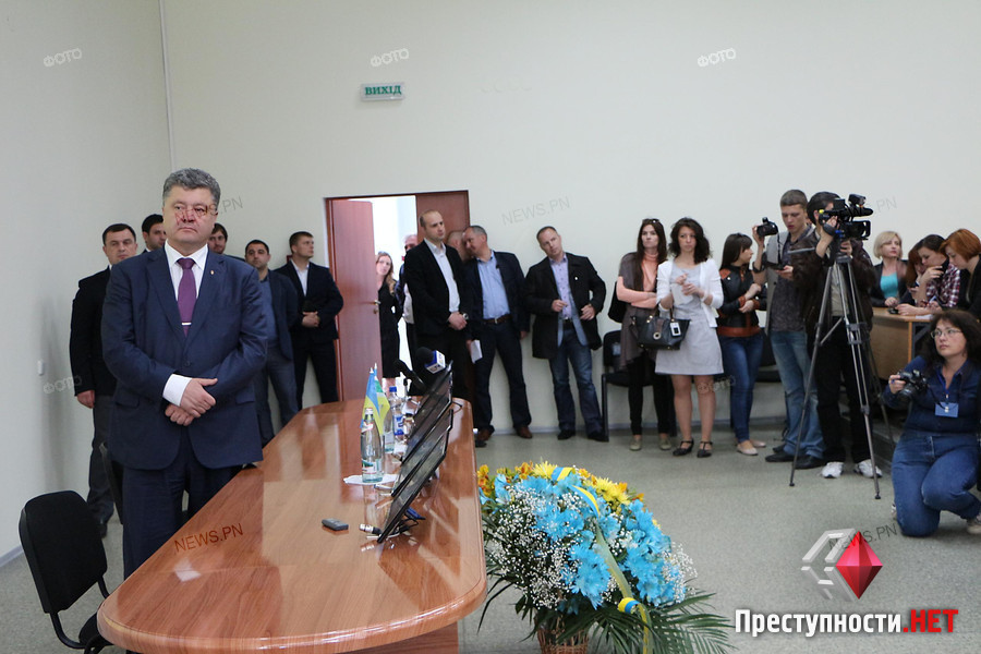 pyotr poroshenko in nikolaev wir sind f hig um den neuen staat. Black Bedroom Furniture Sets. Home Design Ideas
