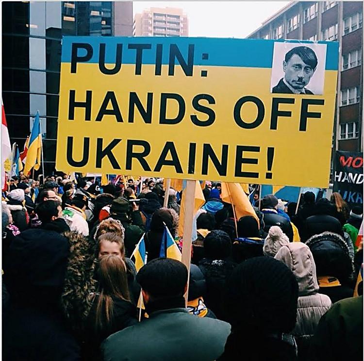 гитлер о независимости украины:
